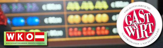 WKO OÖ warnt Gastwirte vor illegalem Automatenglücksspiel in Lokalen