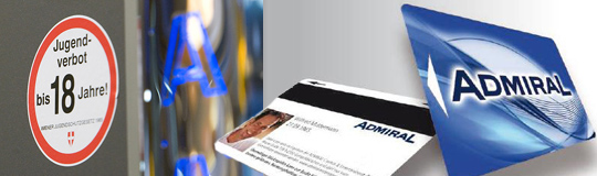 Spielercard in NÖ; Bild: Novomatic AG
