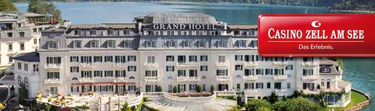 Grand Hotel wird neuer Casino Standort