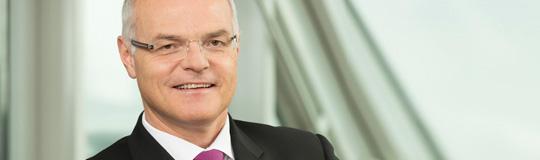 Dr. Karl Stoss, Generaldirektor der Casinos Austria AG