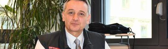 Wilfried Lehner, MLS, Chef der Finanzpolizei; Bild: BMF/citronenrot