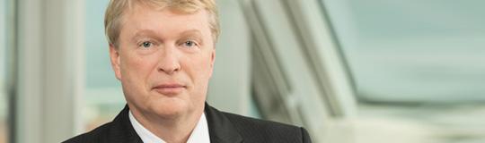 Casinos Austria AG-Vorstand Mag. Dietmar Hoscher