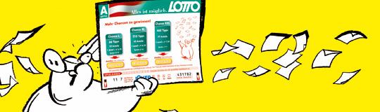 10 jähriges Kind spielte Lotto