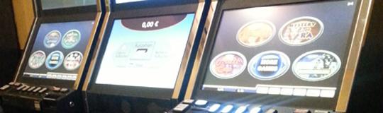 Wien: Illegale Geldspielautomaten; Bild: SI