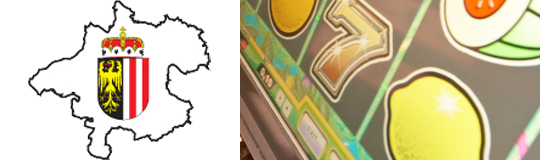Liste der Standorte mit illegalen Geldspielautomaten in OÖ