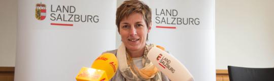 Landeshauptmann-Stellvertreterin Dr. Astrid Rössler; Bild: LMZ/Neumayr/MMV