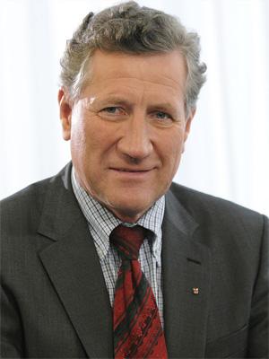 Sicherheitslandesrat Erich Schwärzer