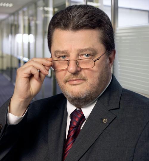 Gründer und Eigentümer der Novomatic AG, Prof. Johann Graf