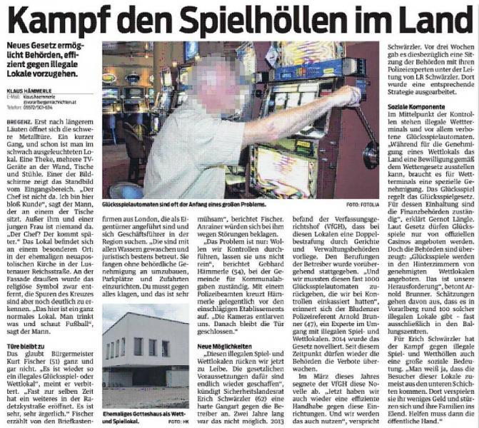 (c) Vorarlberger Nachrichten