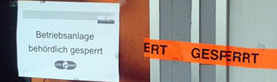 """Bezirkshauptmannschaften wollen Finanzpolizei """"Vortritt"""" lassen"""