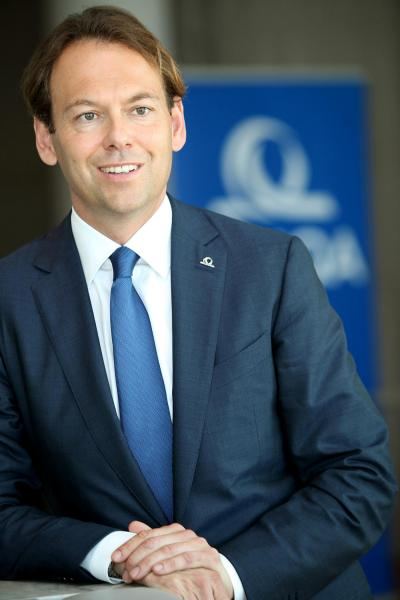 Andreas Brandstetter, Vorsitzender des Vorstands/CEO der Uniqa Group, Bild: © Uniqa Group