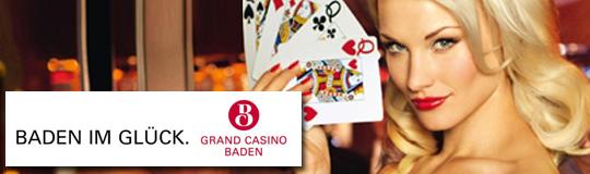 Glückloses Stadtcasino Baden