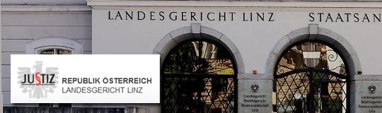 Weiteres UWG-Urteil in OÖ; Bild: Landesgericht Linz