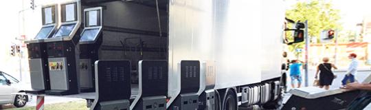 Wien: Illegale Automaten mit Beton befüllt