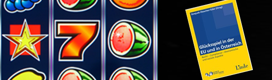 Neues Standardwerk über Glücksspiel
