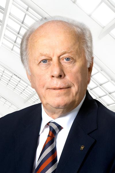 Herbert Lugmayer, Aufsichtsratsvorsitzender NOVOMATIC AG, Aufsichtsratvorsitzender AGI; Bild: (c) NOVOMATIC AG