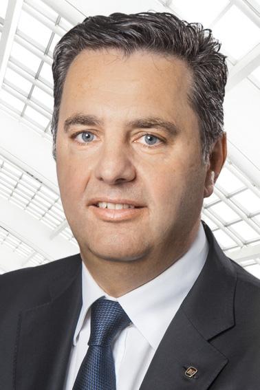 Mag. Thomas Graf, Stv. Vorstandsvorsitzender, CTO der NOVOMATIC AG