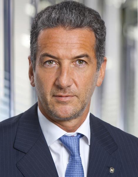 NOVOMATIC-Vorstandsvorsitzender Mag. Harald Neumann