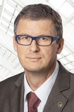 NOVOMATIC-Finanzvorstand Mag. Peter Stein