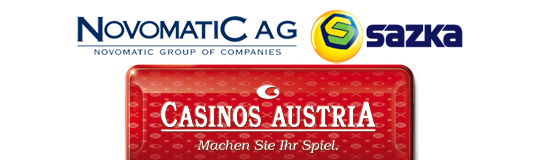 CASAG: NOVOMATIC und Sazka Group einigen sich auf Zusammenarbeit © Spieler-Info