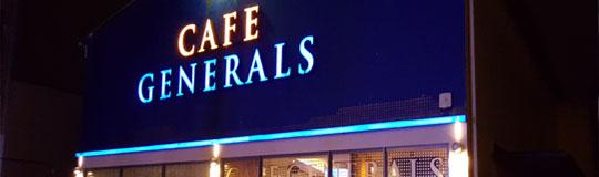 Café Generals, 8055 Graz, Triesterstraße 378 - Auch dieser Standort wurde bereits angezeigt. © Spieler-Info.at