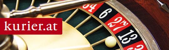 Glücksspielabgabe: Hoher Einsatz für die Steuerzahler. (C) Kurier.at