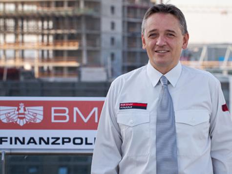 Wilfried Lehner, MLA, Leitung Finanzpolizei. © BMF