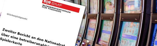 Spielerschutzmaßnahmen sollen rasch umgesetzt werden. (C) BMF