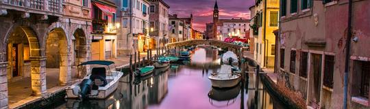 Venedig ist der Standort eines von insgesamt nur vier Casinos in Italien. (C) Spieler-Info.at