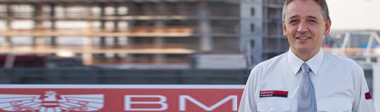 Wilfried Lehner MLS. (C) BMF