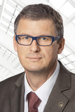 Mag. Peter Stein, Mitglied des Vorstandes, CFO NOVOMATIC AG. © Novomatic AG