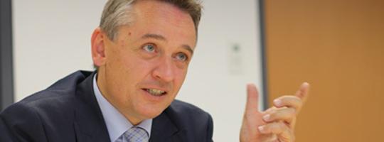 Wilfried Lehner, MLS, Leiter Finanzpolizei; Bild: © BMF