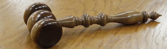 Richter Mag. Reinhard Stöckler machte es sich wahrlich nicht einfach. © Spieler-Info