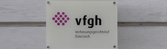 © Verfassungsgerichtshof Österreich