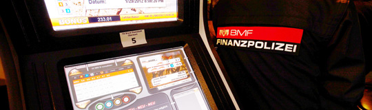 In jedem der kontrollierten Lokale in Innsbruck wurde illegales Automaten-Glücksspiel betrieben. © Spieler-Info
