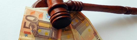 Das Landesgericht Wels hat einen Beschluss gegen einen Lokalbetreiber gefasst. © Spieler-Infothek