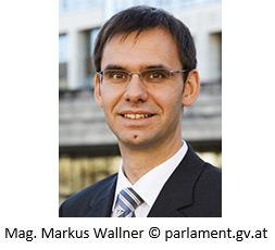 Mag. Markus Wallner © parlament.gv.at