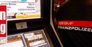 Tirol / Krone.at – Illegales Glücksspiel: Bis zu 30.000 € pro Automat – Geschäft floriert