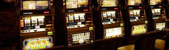 Glückspielautomaten