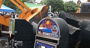 OÖ: Mit Beton gegen hartnäckige Betreiber von Lokalen mit illegalem Glücksspiel