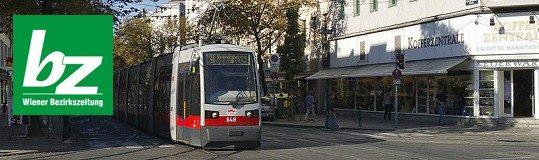 Wallensteinstraße Wien. Bild © CC Wikimedia Peter Gugerell