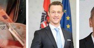 Finanzpolizei: 107 illegale Glücksspielgeräte in Salzburg vernichtet – über 4.300 Euro Spielgeld sichergestellt